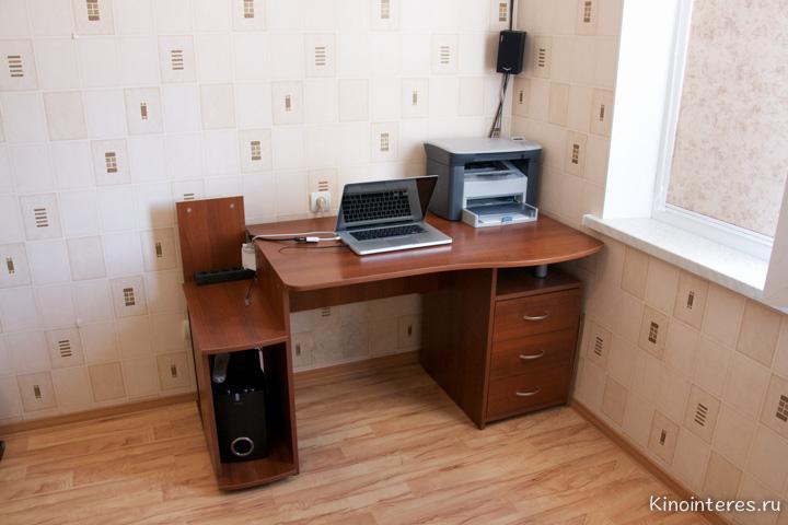 Подключение проектора к компьютеру
