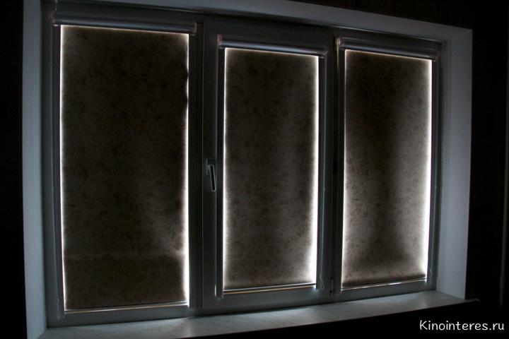 Светофильтры на окна