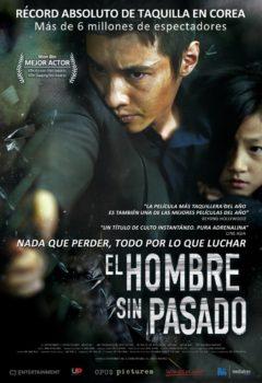 Постер к фильму – Человек из ниоткуда (Ajeossi), 2010