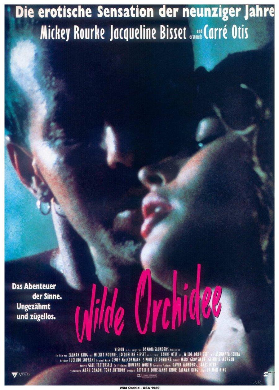 Дикая орхидея фильм 1989 трейлер на русском