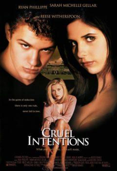 Постер к фильму – Жестокие игры (Cruel Intentions)