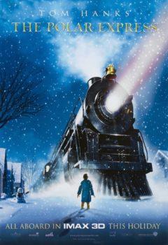 Постер к фильму – Полярный экспресс (The Polar Express), 2004