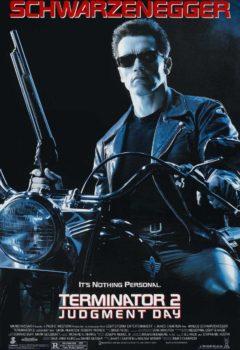 Постер к фильму – Терминатор (The Terminator)