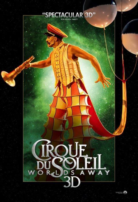 Сказочный мир в 3D (Cirque du Soleil: Worlds Away), 2012