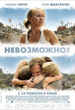 Постер к фильму – Невозможное (Lo Imposible), 2012