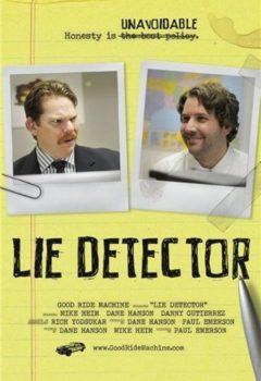 Постер к фильму – Детектор лжи (Lie Detector), 2011