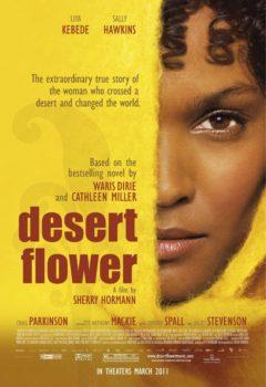 Постер к фильму – Цветок пустыни (Desert Flower), 2009