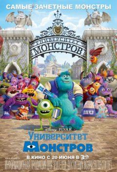 Университет монстров (Monsters University), 2013