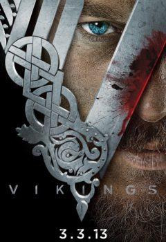 Постер к фильму – Викинги (Vikings), 2013