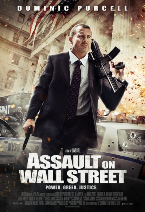 Нападение на Уолл-стрит / Эпоха алчности (Assault on Wall Street / Bailout: The Age of Greed), 2013