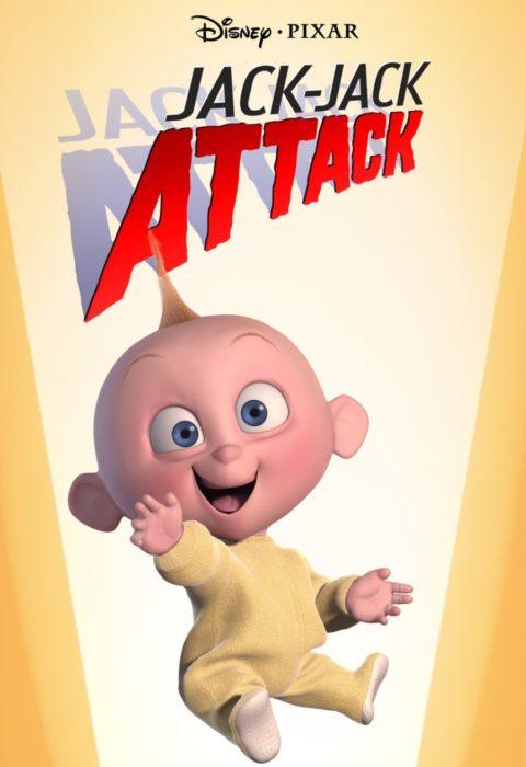Джек-Джек атакует (Jack-Jack Attack), 2005