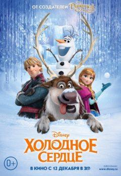 Постер к фильму – Холодное сердце (Frozen), 2013