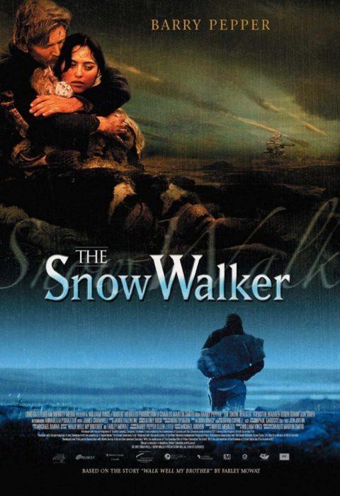 Постер к фильму – Потерянный в снегах (The Snow Walker), 2003