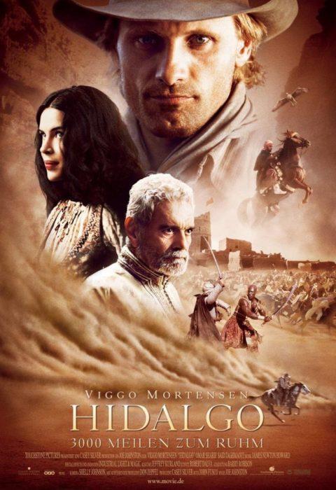 Идальго: Погоня в пустыне (Hidalgo), 2004