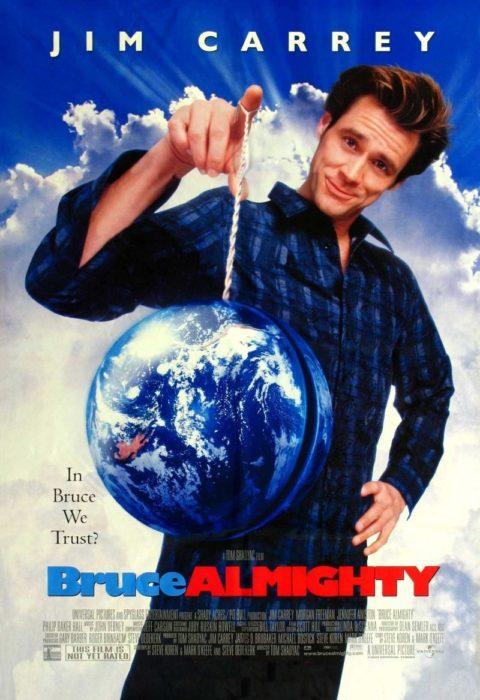 Брюс Всемогущий (Bruce Almighty), 2003