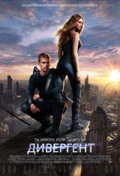 Постер к фильму – Дивергент (Divergent), 2014