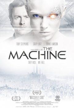 Постер к фильму – Машина (The Machine), 2013