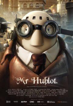 Постер к фильму – Господин Иллюминатор (Mr Hublot), 2013