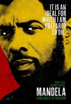Постер к фильму – Долгая дорога к свободе (Mandela: Long Walk to Freedom), 2013