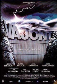 Постер к фильму – Вайонт – безумие людей (Vajont – La diga del disonore), 2001