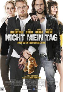 Постер к фильму – Не мой день / Факап, или Хуже не бывает (Nicht mein Tag), 2014