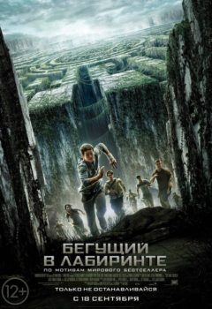Постер к фильму – Бегущий в лабиринте (The Maze Runner), 2014