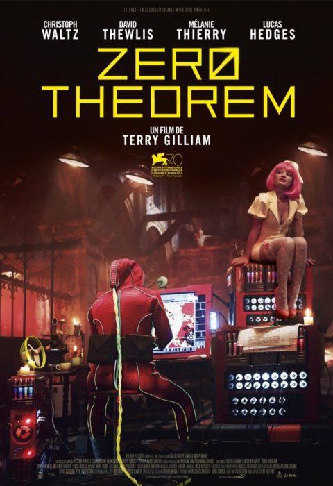 Теорема Зеро (The Zero Theorem), 2013