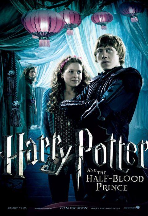 Гарри Поттер и Принц-полукровка (Harry Potter and the Half-Blood Prince), 2009