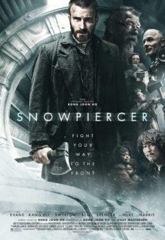 Постер к фильму – Сквозь снег (Snowpiercer), 2013