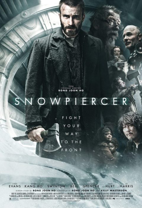 Сквозь снег (Snowpiercer), 2013