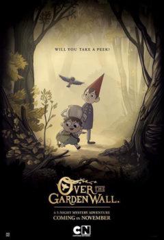 Постер к фильму – По ту сторону изгороди (Over the Garden Wall), 2014
