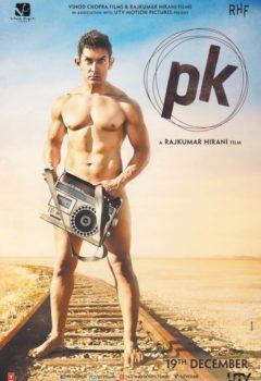 Постер к фильму – ПиКей (PK), 2014