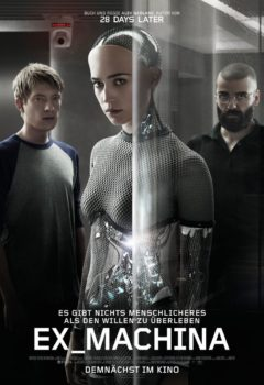 Из машины (Ex Machina), 2015