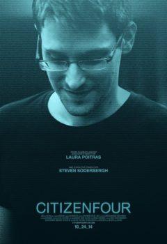 Citizenfour: Правда Сноудена (Гражданин четыре / Citizenfour), 2014