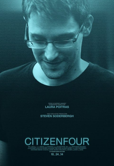 Citizenfour: Правда Сноудена (Citizenfour), 2014