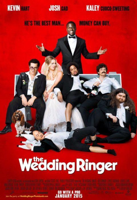 Шафер напрокат (The Wedding Ringer), 2015