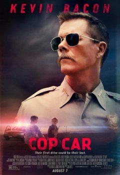 Постер к фильму – Полицейская тачка (Cop Car), 2015