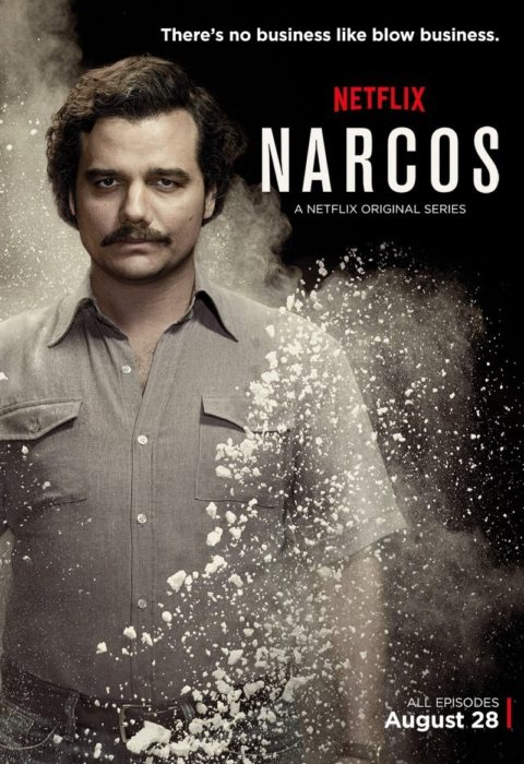 Нарко (Narcos), 2015
