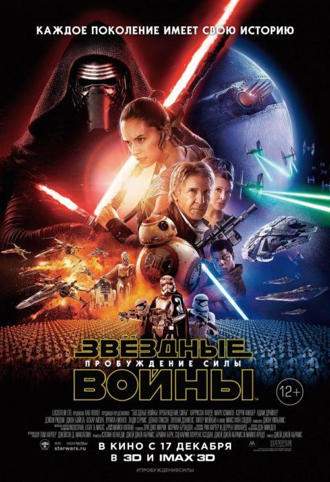 Звёздные войны: Пробуждение силы (Star Wars: The Force Awakens), 2015