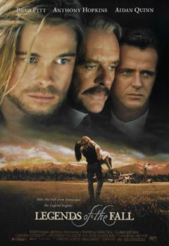 Постер к фильму – Легенды осени (Legends of the Fall), 1994