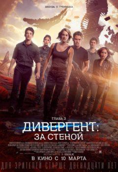 Постер к фильму – Дивергент, глава 3: За стеной (Allegiant), 2016