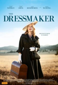 Постер к фильму – Портниха / Месть от кутюр (The Dressmaker), 2015
