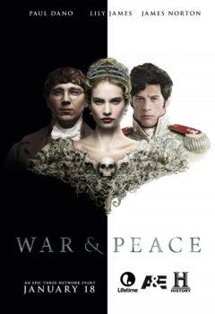 Постер к фильму – Война и мир (War & Peace), 2016