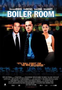 Постер к фильму – Бойлерная (Boiler Room), 2000