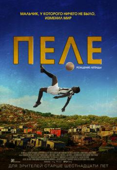Постер к фильму – Пеле: Рождение легенды (Pelé: Birth of a Legend), 2016