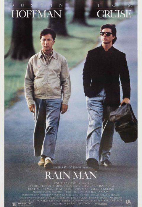Человек дождя (Rain Man), 1988