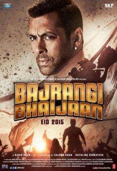 Постер к фильму – Брат Баджранги (Bajrangi Bhaijaan), 2015