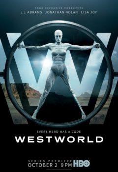 Постер к фильму – Мир Дикого запада (Westworld), 2016