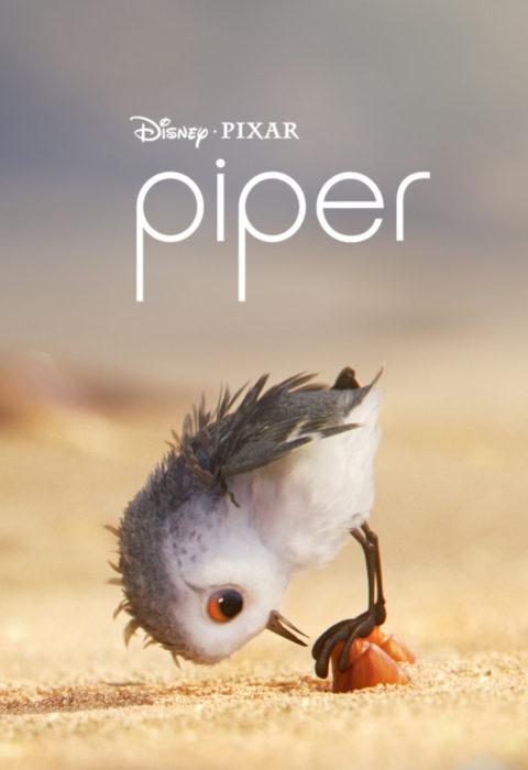 Постер к фильму – Песочник (Piper), 2016