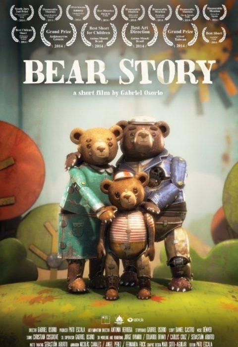 Медвежья история (Historia de un oso), 2014